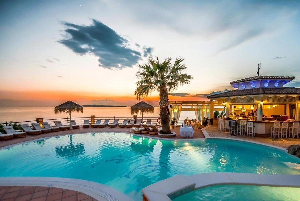 Delfino Blu Spa Hotel Korfu