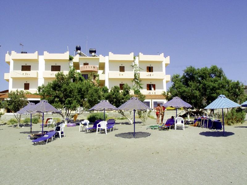 Hotel Pension Alexander Beach Kalamaki